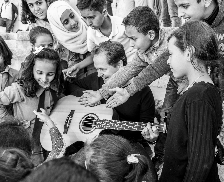 fotoreportage Jordanien